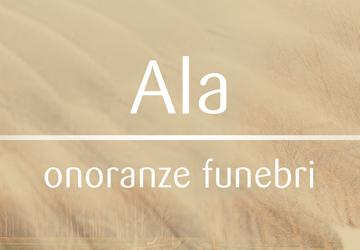 Onoranze Funebri Ala