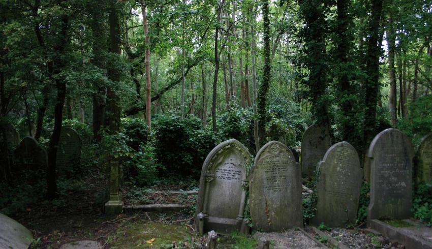 Cimitero di Highgate Londra
