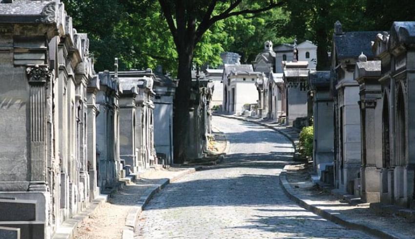 Cimitero di Père-Lachaise Parigi