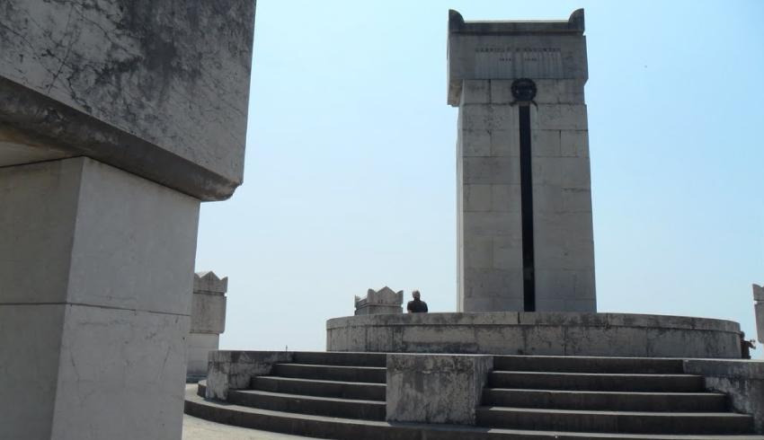 Tomba di Gabriele D'Annunzio