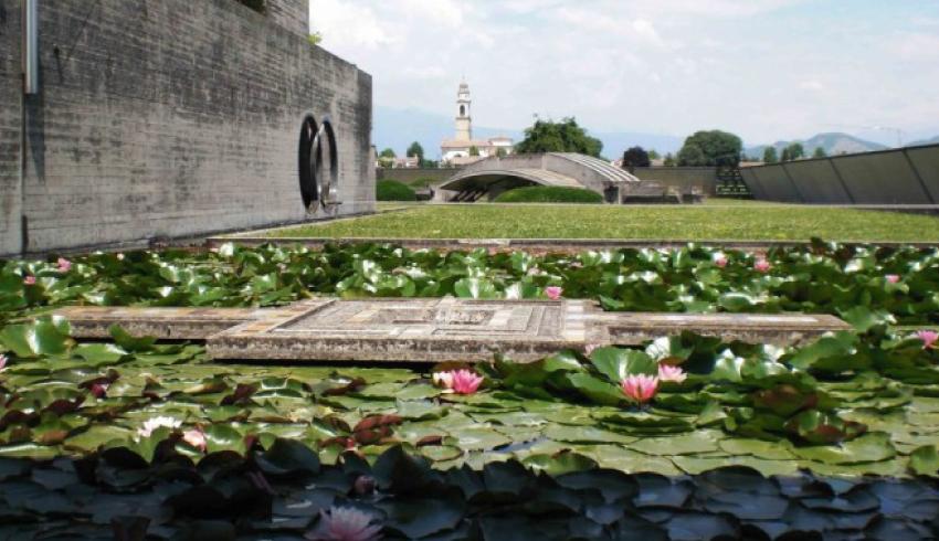 La Tomba Brion di Carlo Scarpa