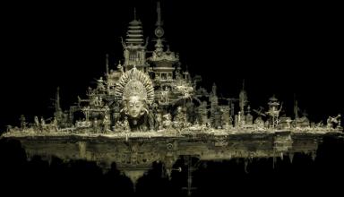 Kris Kuksi e l'arte della decadenza